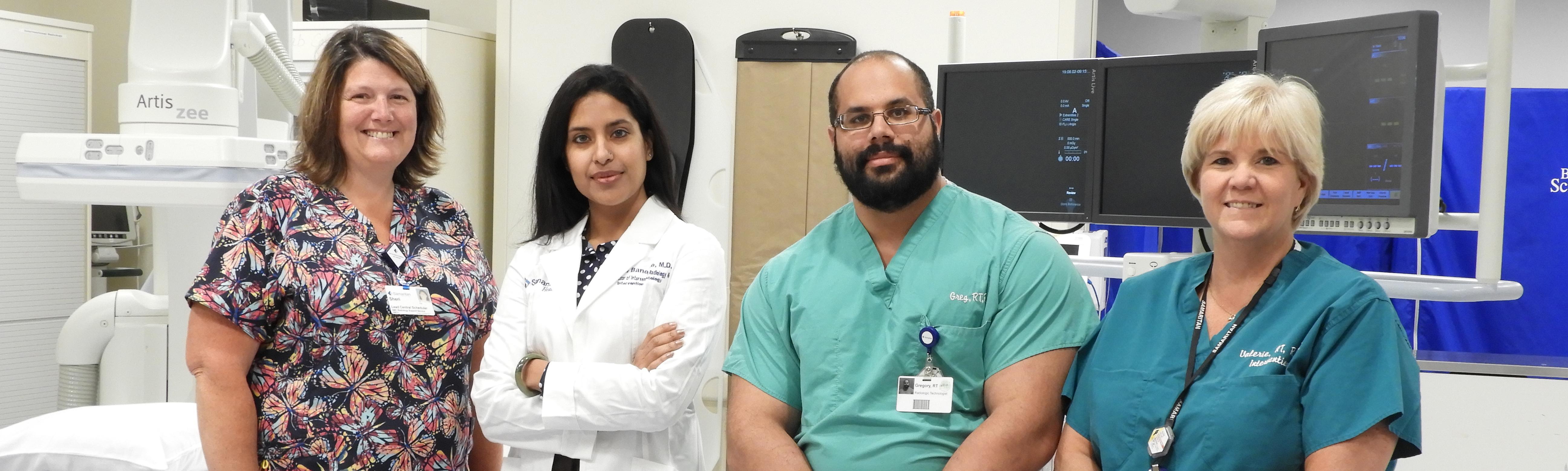 Interventional Radiology - Samaritan Health